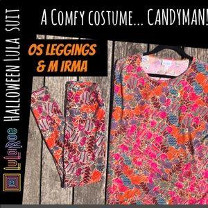 🎃 CANDYMAN Halloween LuLa Suit Irma & Leggings